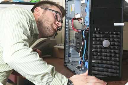 Ремонт компьютеров на дому. Сборка ПК