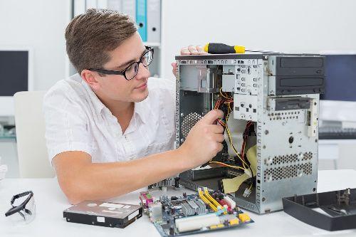 Качественный ремонт всех видов компьютерной техники в СПб