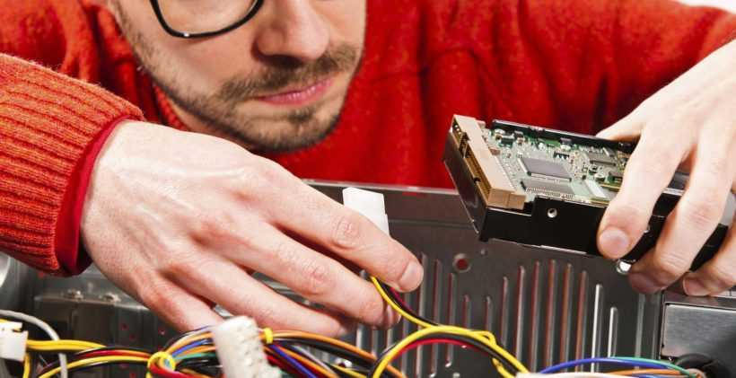 Ремонт ноутбука и ремонт компьютеров на дому