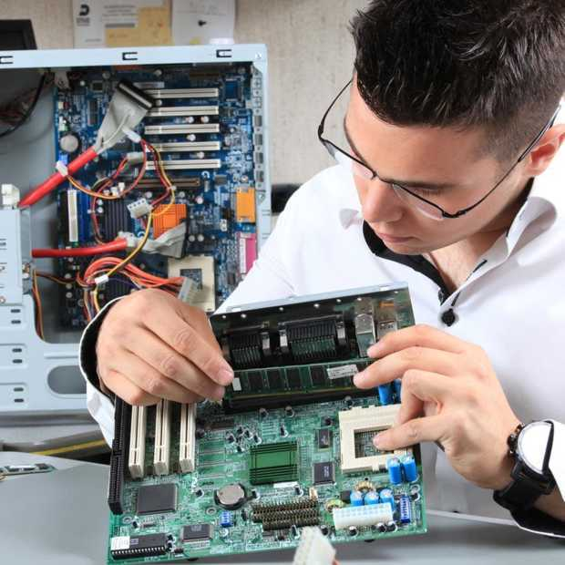 Сервис и ремонт компьютеров и ноутбуков