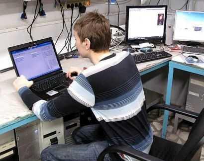 Ремонт и настройка пк и ноутбуков во Владивостоке