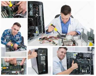 Компьютерная помощь на дому быстро и качественно