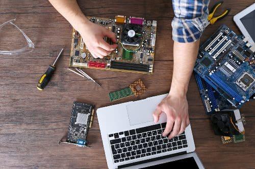Ремонт компьютерной техники, выезд