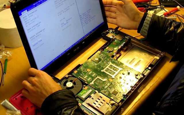 Ремонт и обслуживание ноутбуков. Частный мастер