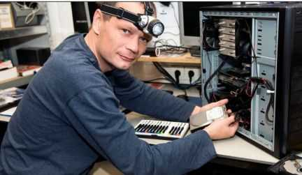 Ремонт компьютеров. Частник. Выезд-0р. Гарантия