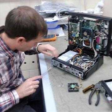 Профессиональное обслуживание компьютеров. Фирма