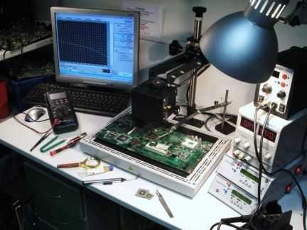 Сборка и обслуживание компьютера и ноутбуков