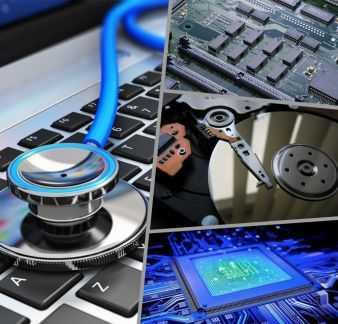 Ремонтируем компьютерную технику