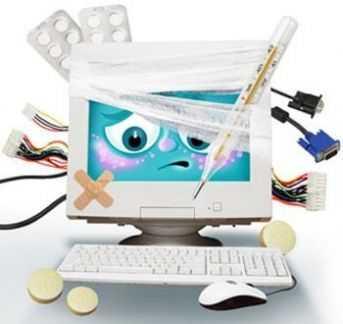 Профессиональные компьютерные услуги. Не фирма