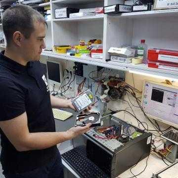 Ремонт ноутбуков и компьютеров. Все районы Новокузнецка