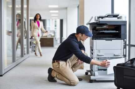 Инженер по офисной, печатной технике