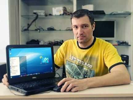Компьютерный мастер Солнцево. Выездной ремонт компьютеров