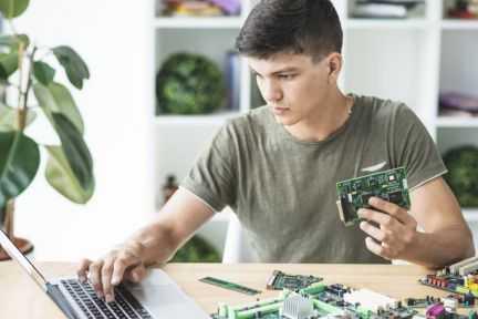 Ремонт компьютеров, ноутбуков. Выезд