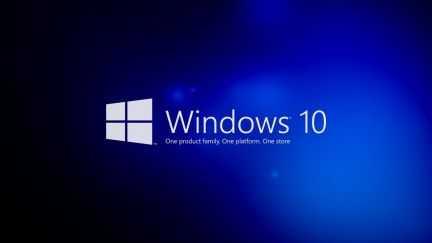 Переустановка операционной системы windows 10