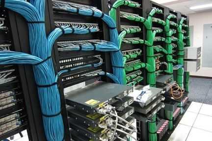 Монтаж локальных сетей, wi-fi мостов, скс