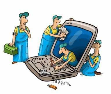 Ремонт ноутбуков,компьютеров и многое другое