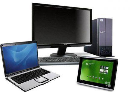 Астройка и ремонт компьютеров и ноутбуков на дому