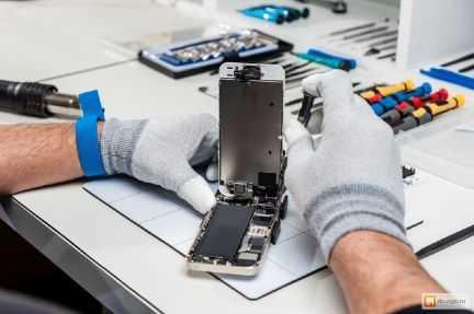 Ремонт сотовых телефонов и различной техники