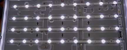 Ремонт подсветки телевизоров