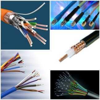 Монтаж кабельных, локальных и телефоных сетей