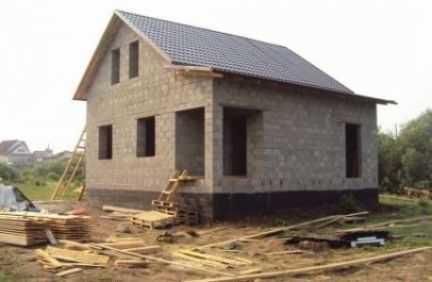 Строительство, внутренняя отделка, фундаменты