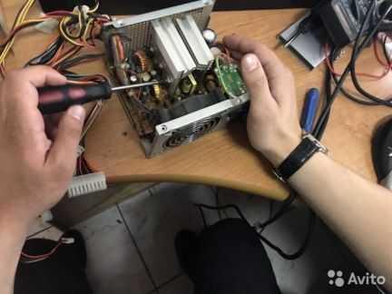 Компьютерная помощь. Ремонт компьютеров, ноутбуков