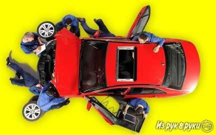 Диагностика автомобилей и автоэлектрик, эндоскоп