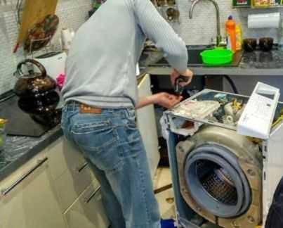Мастер по ремонту стиральных машин и др. техники