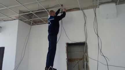 Выполню ремонт и монтаж электрики