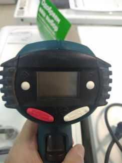 Фен строительный Bosch 660 lcd