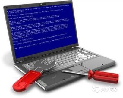Отремонтируем любой компьютер. Ханты-Мансийск