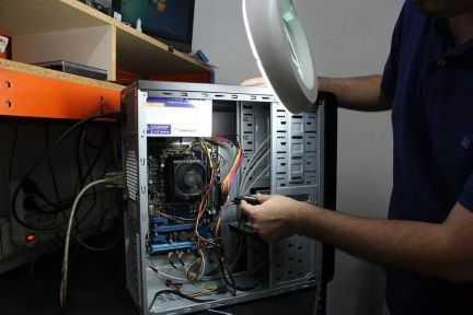 Ремонт, чистка ноутбуков, компьютеров