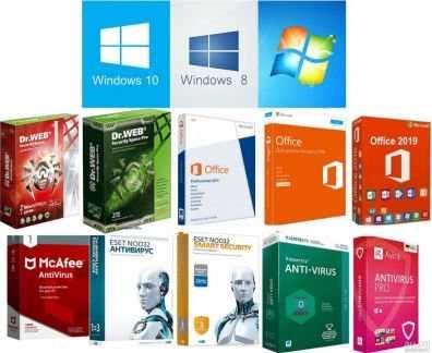 Чистка/Переустановка/Настройка Windows 7/8.1/10