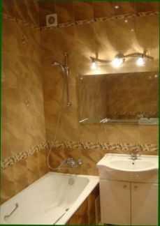 Облицовка ванных комнат. Сан узлы под ключ