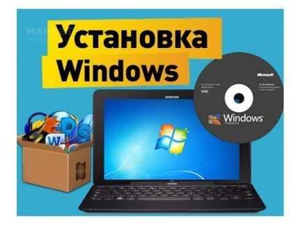 Установка Windows, по, драйверов, антивируса