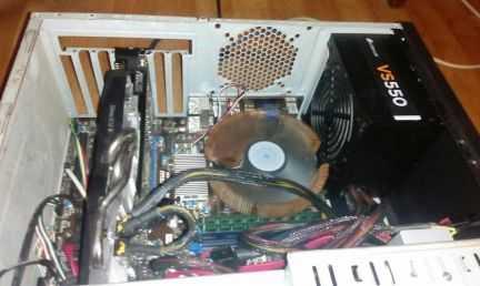 Чиню компьютеры, ноутбуки с выездом