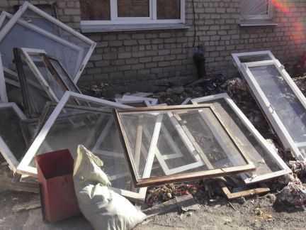 Вывоз мусора, хлама Утилизация старой мебели
