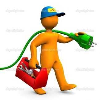 Электромонтажник, все виды работ