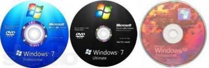 Установка Windows XP, 7,8,10. Рязань