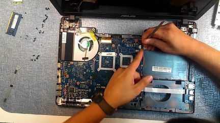 Ремонт компьютер и ноутбуков на дому