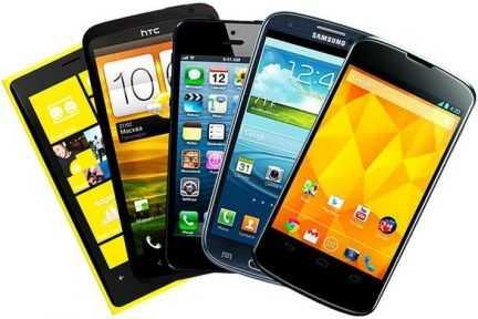 Ремонт смартфонов телефонов и планшетов