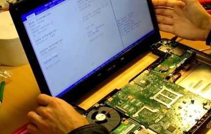 Ремонт компьютеров, ноутбуков. Настройка Windows