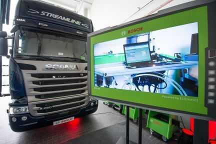 Выездная диагностика грузовиков,прицеп wabco