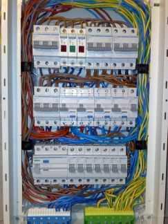 Электрик (электромонтаж)