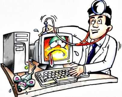Компьютерная помощь - частный мастер