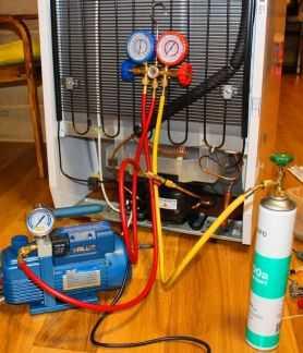 Ремонт холодильников и ремонт стиральных машин