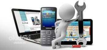 Ремонт сотовых телефонов,планшетов любой марки