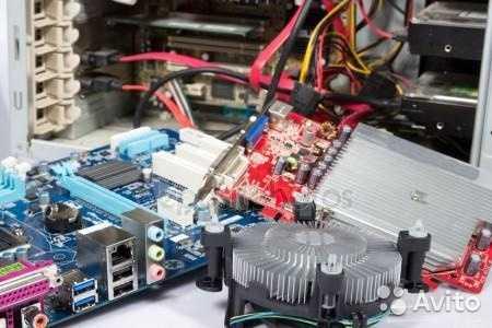 Ремонт компьютеров и ноутбуков с выездом на дом в Тамбове. Компьютерная помощь.