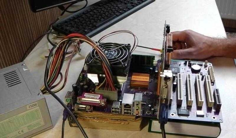 Услуги частного мастера. Ремонт и настройка компьютеров.