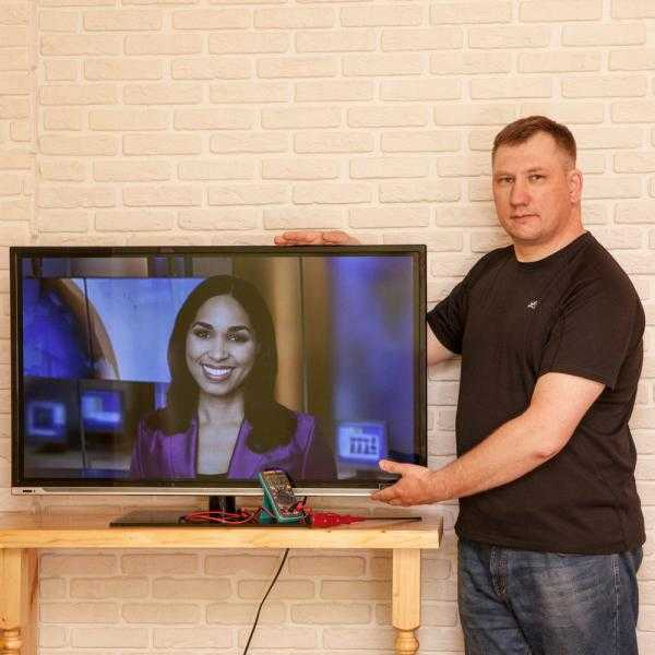 Качественный ремонт телевизоров на дому у клиента